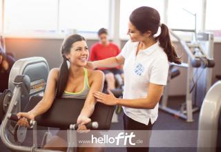 Das erste Mal bei hello fit? Wir haben alles, was Du wissen musst.