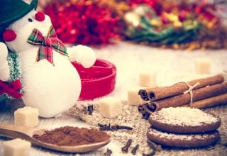 Ran an den Weihnachtsspeck!