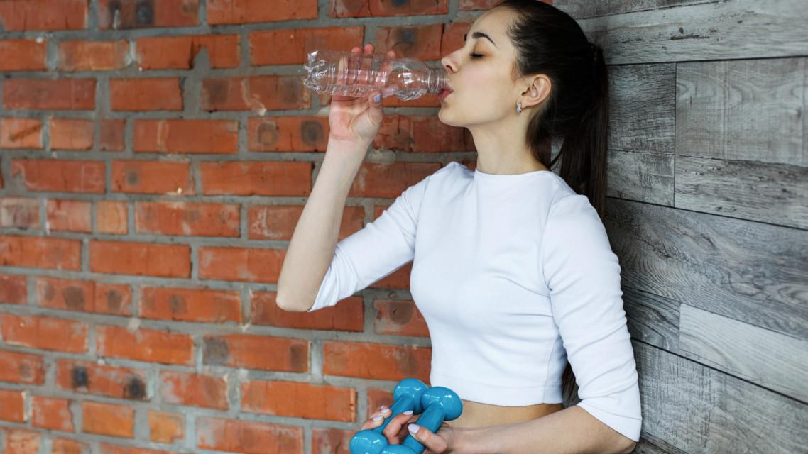 Trink Wasser!