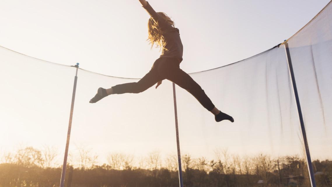Jumping-Fitness, Rebound-Training – was steckt hinter dem Trend?