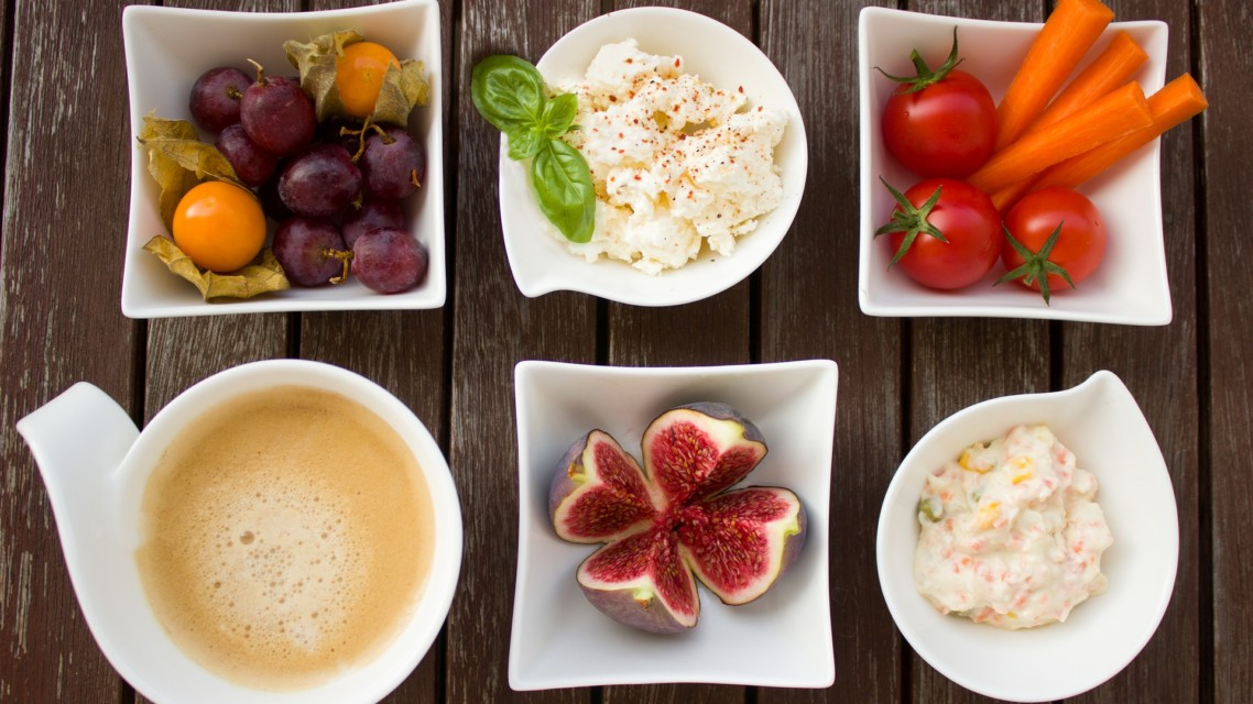 Frühstücke Dich fit!