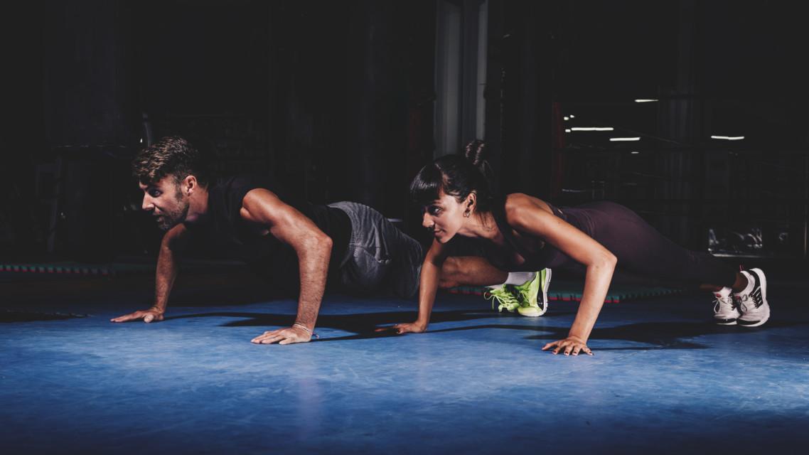 Einmal Ganzkörper-Workout, bitte!