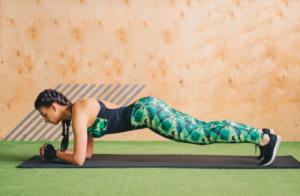 Bodyweight Workout, Plank